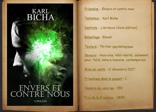 Envers et contre nous - Karl Bicha