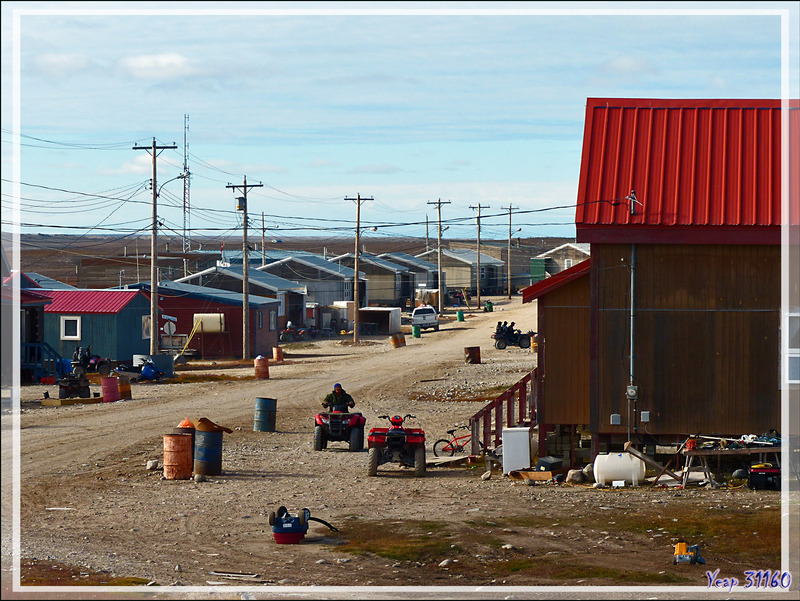 Gjoa Haven - King William Island - Nunavut - Canada