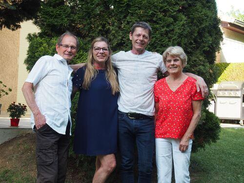 Réunion de Famille mai 2018