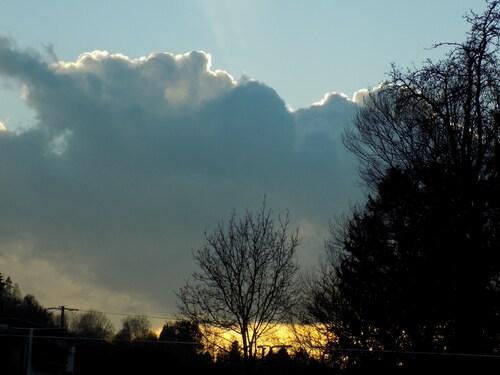 Ciel de mars