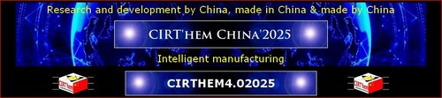 CIRTHEM4.02025: CHINA4.02025