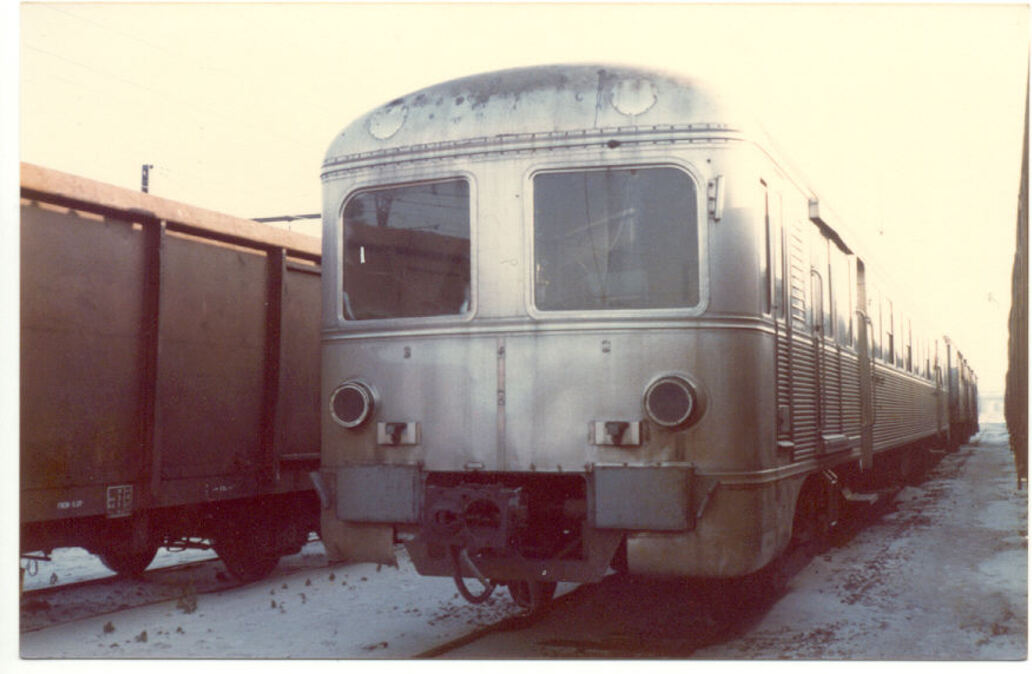 Budd X 2051