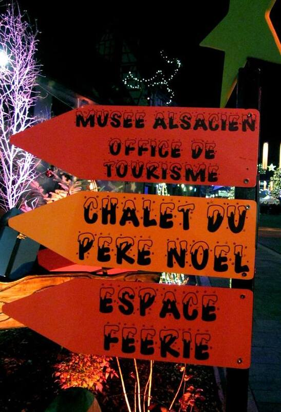 Marché de Noël de haguenau/fin