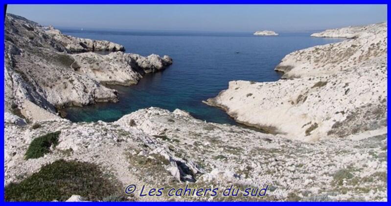 Iles du Frioul, Pomègues.