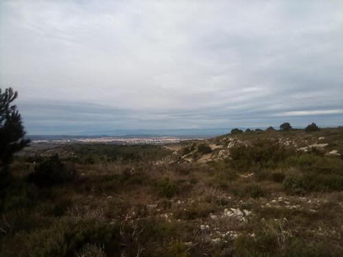Au cœur de la Clape Club de randonnée des Htes Corbières