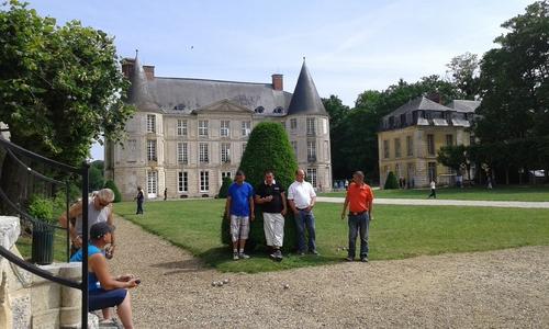 Club de Pétanque d'Hénonville