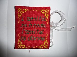 échange de Noël 2009 Brigitte à Manantena P1010151