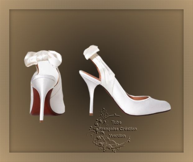 Chaussures mariage (01 à 12)