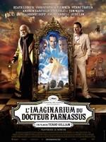 Imaginarium du docteur Parnassus affiche
