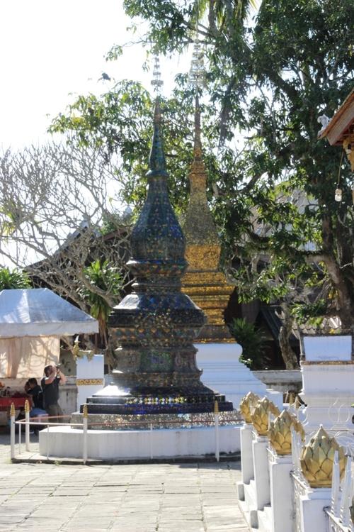 Le vat Xieng Thong à Louang Prabang