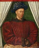 Le roi Charles VII