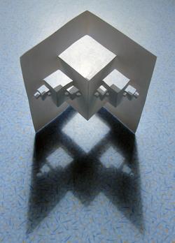 Pliage fractal et notion de répétition en architecture.