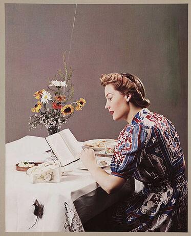 12 - Femmes lisant- Photographies couleur