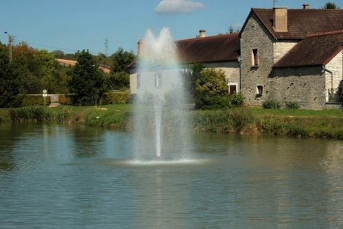 Visite du village de Molesme