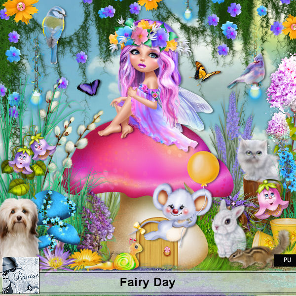Fairy Day Louis578