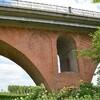 VALENCE D AGEN  (Tarn et Gne) sur la Garonne (mai2016) le pont MANDOU