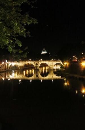 TRASTEVERE, ROME EN DEHORS DE ROME...
