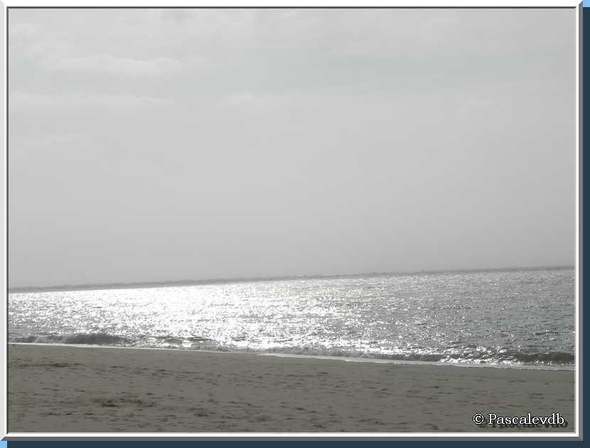 La plage du Petit Nice à La Teste de Buch