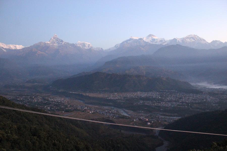 Pokhara - Népal