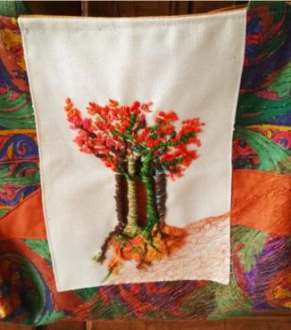"CATHERINE sac "" arbres """