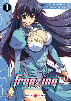 Freezing Zero bientôt chez Doki Doki