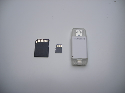 Lecteur Flash USB 5 en 1 . OKAPIA