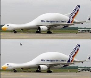 Plane differences