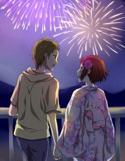 Chapitre 11 : Amour et Yukata...