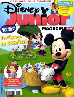 Disney Junior Magazine (2 - 5 ans)
