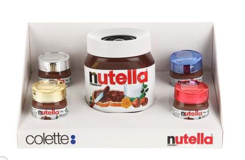 Boombox Nutella®  - Exclusivité Noël chez Colette