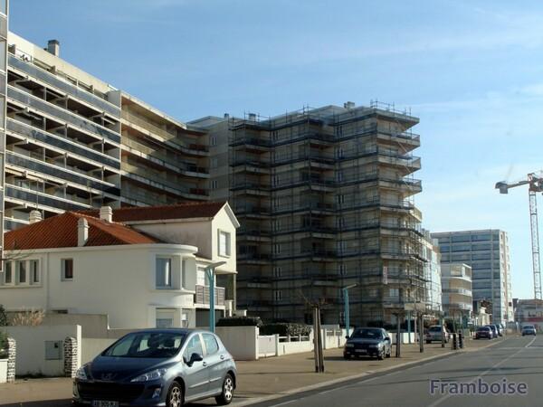 St Jean de Monts en Vendée