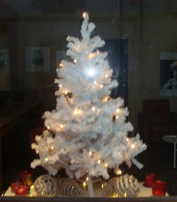 Décorations de Noël.