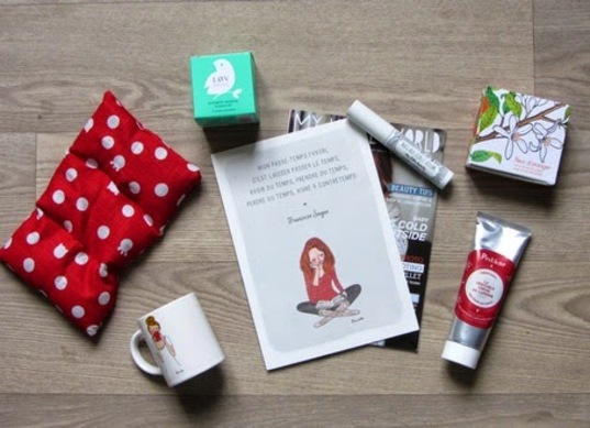 My Little Cosy Box Novembre 2014 en collaboration avec TSUMORI CHISATO