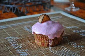 Cupcakes papillons