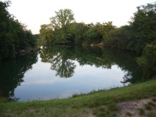 Plan d'eau de Combe Gibert