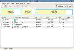 G Parted Live 0.26.2-2 en fr
