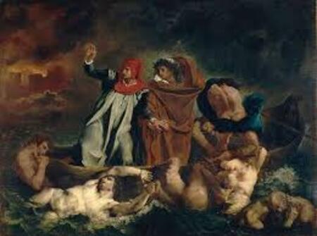 La divine comédie - Dante -