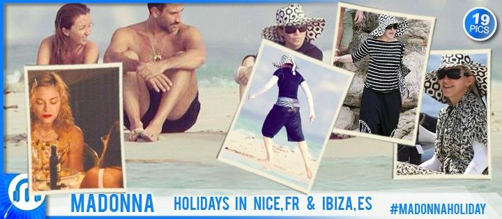 pack_pics - Madonna Holidays Ibiza Nice