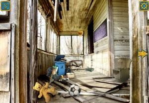 Jouer à Escape Game - Abandoned building 6