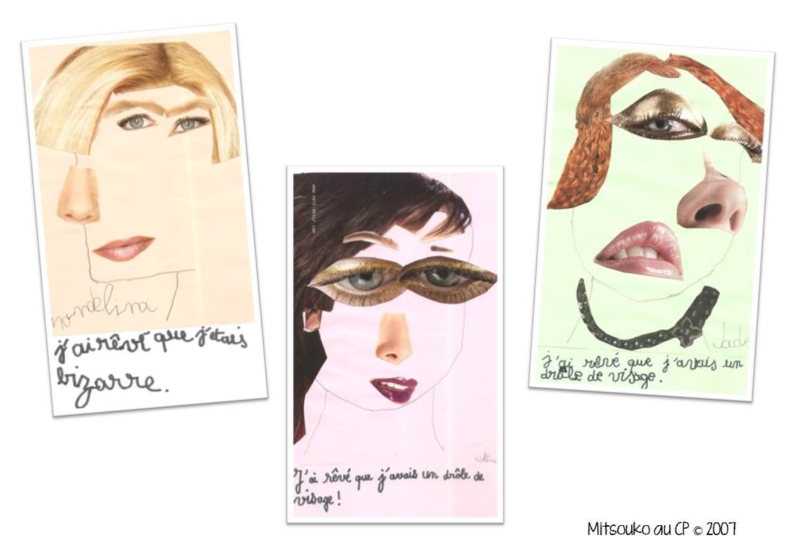 Entre Lecture Et Arts Visuels Le Portrait Mitsouko A L Ecole