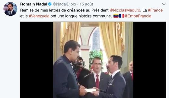 diplomate venezuela