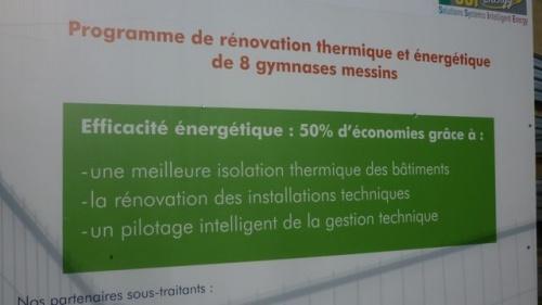 Rénovation thermique et énergétique