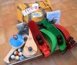 Jeudis 17, 31 janvier et 7 février : frontball, pelote basque et congrès des enfants