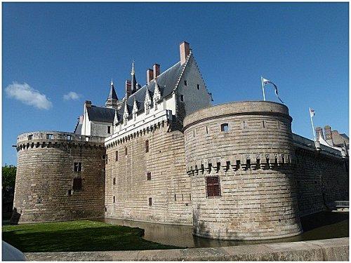 Arriére chateau Nantes