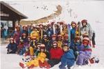 Départs en classe de neige