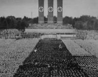 grand messe nazie