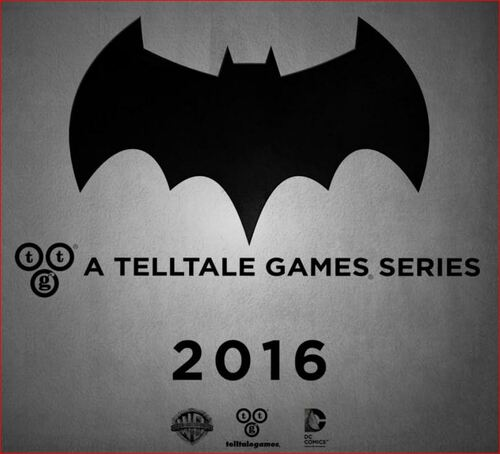 Telltale Games set to release a Batman Game Series