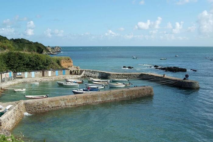 Le Charme Des Petits Ports De France -