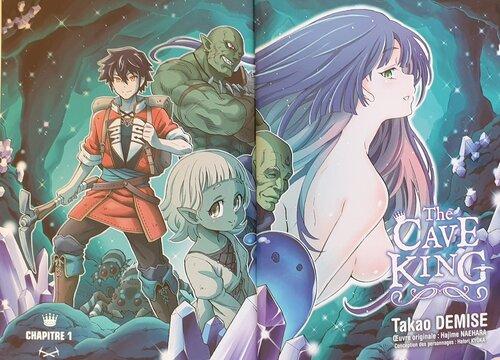 The Cave King T1 - Takao Demise, Hajime Naehara & Hatori Kyoka
