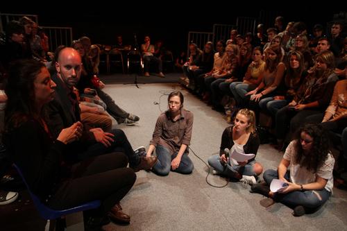 Remise du Prix Scenic Youth à Béthune